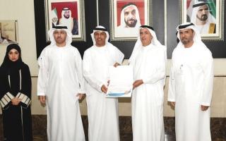الصورة: «جمارك دبي» أطلقت 600 مبادرة مجتمعية في 3 سنوات