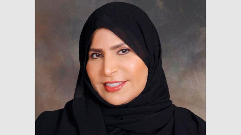 نورة سيف العميمي المهيري: «أريد أن أضع خبرتي في خدمة المجتمع عن طريق مناقشة قضايا التعليم».