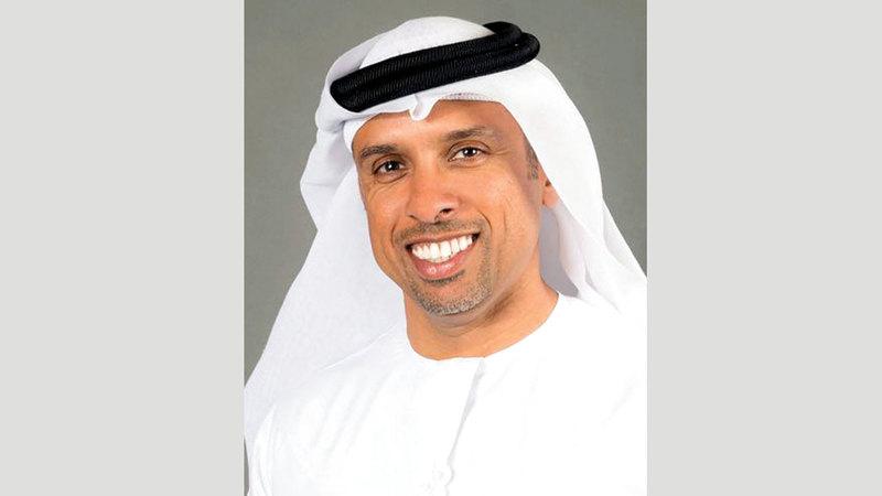 حريز المر محمد بن حريز: «مجلس إدارة المؤسسة يتطلع،  دائماً، إلى تحقيق  أفضل النتائج في  مختلف المشاركات».