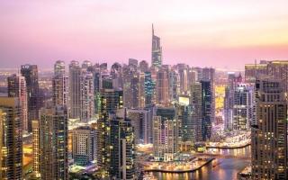 الصورة: إنجاز 4243 مبنى جديداً في دبي خلال 7 أشهر