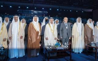الصورة: هزاع بن زايد: «مؤتمر الطاقة العالمي» يضع الحلول المبتكرة ويستكشف الفرص والشراكات