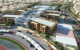 الصورة: مساندة تُشيّد 6 مدارس جديدة في بني ياس والرحبة ومدينة الرياض والظاهر والباهية وشعاب الأشخر بمليار درهم