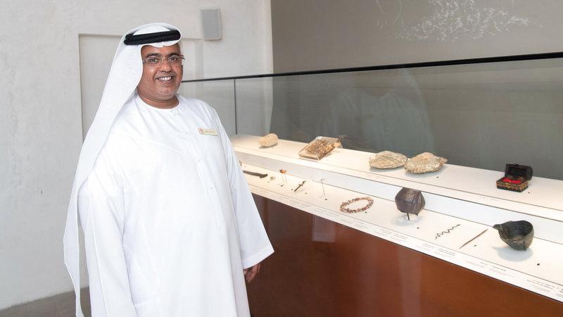 راشد المهيري:  المنطقة مفتوحة للمشاريع التراثية بكل أشكالها بما  في ذلك الحرف التقليدية والتاريخ المصور والمكتوب،  وستتوزع كل هذه المشاريع على البيوت القديمة.