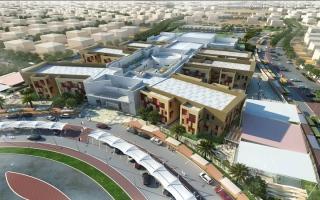 الصورة: «مساندة» تُشيّد 6 مدارس جديدة بمليار درهم