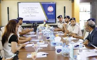 الصورة: شرطة أبوظبي تطلق مبادرة لتقسيط المخالفات المرورية دون فوائد