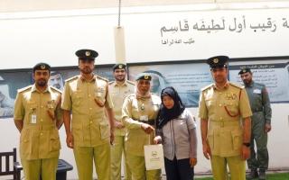الصورة: شرطة دبي تستهدف الفئات المساعدة بمبادرة «سقيا رحمة»