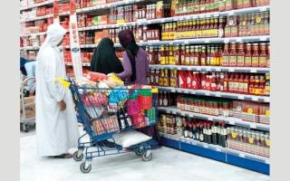 الصورة: 81 % من استهلاك الأغذية خليجياً تستحوذ عليها الإمارات والسعودية حتى 2023