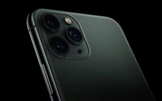 """الصورة: """"أبل"""" تطلق 3 هواتف من اصدار """"أي فون 11"""" والجيل الخامس من ساعتها"""