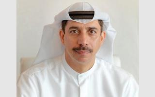 الصورة: «دبي المالي» يطلق خدمة «حسابي» الإلكترونية
