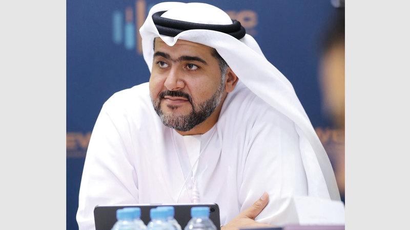 عثمان آل علي:  «المشروعان استثمار  مشترك بين حكومة  أبوظبي بنسبة 60%،  ومستثمر أجنبي  بنسبة 40%».