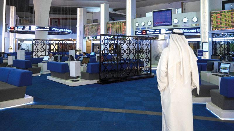 مؤشر سوق دبي تراجع على نحو طفيف الأسبوع الماضي بنسبة 0.09%. تصوير: أشوك فيرما