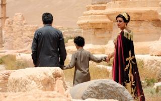 الصورة: «دم النخل».. فيلم روائي يسلط الضوء على مدينة تدمر الأثرية