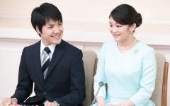 الصورة: تأجيل زفاف أميرة يابانية بسبب مشكلات مالية