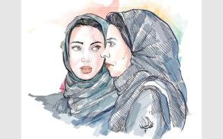 الصورة: «زوجات وحيدات» يطالبن بمِنَح سكنية أسوة بالمطلقات