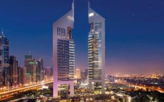 الصورة: أبرز 10 أبراج توائم معمارية في دبي