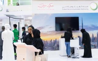 الصورة: «ديوا»: الاستعانة بالقطاع الخاص في «الطاقة النظيفة» أثبتت نجاحاً كبيراً في دبي