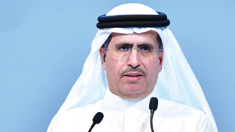 سعيد الطاير: «الإمارات نجحت في جلب كبريات الشركات للاستثمار في مشروعاتها، لاسيما الطاقة الشمسية».