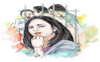 الصورة: مشاجرة على فتاة تقود 3 متهمين للمحاكمة