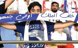 الصورة: الجمهور يرسم أجمل لوحة في كأس سوبر الخليج العربي