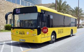 الصورة: «طرق دبي»: رسوم «الحافلات» تحددها الإدارة المدرسية