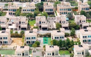 الصورة: إنجاز 4592 مبنى جديداً في دبي خلال 8 أشهر
