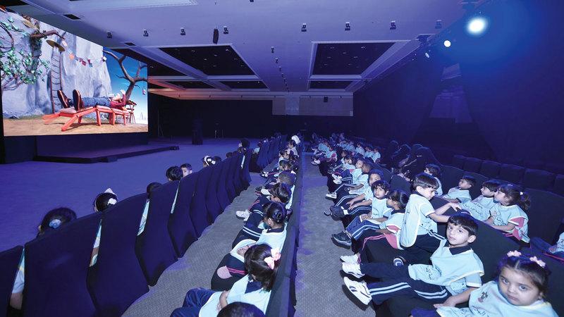 فعاليات المهرجان هذا العام ستركز على تقديم أعمال سينمائية مستوحاة من الكتب. من المصدر