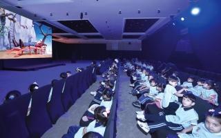 الصورة: «السينمائي للأطفال والشباب» يحتفي بالكتاب في عاصمته