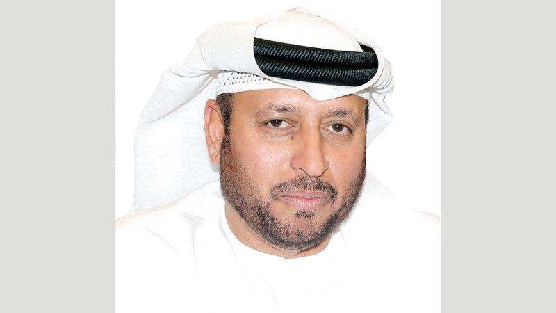 محمد سعيد بوزنجال: «الشارقة مرّ بوضع صعب، كونه لعب ناقصاً بـ10 لاعبين نحو ساعة كاملة».