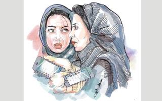 الصورة: 10 آلاف درهم غرامة لخليجية سبَّت حماة ابنتها عبر «واتس أب»
