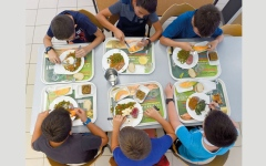 الصورة: الصحة قبل التعليم