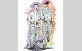 الصورة: السجن 5 سنوات والإبعاد لشاب اعتدى على شرطي
