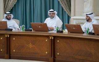 """الصورة: """"تنفيذي الشارقة"""" يُصدر قراراً بشأن نظام التأمين الصحي في الإمارة"""