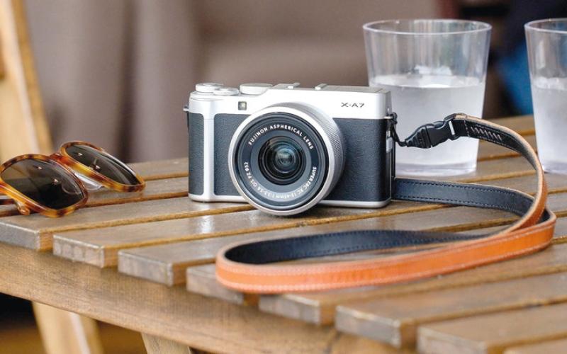 الصورة: «فوجي فيلم» تطلق كاميرا للمبتدئين في التصوير