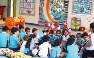 48 % من المدارس الخاصة في أبوظبي تقدّم  تعليماً مقبولاً