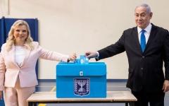 الصورة: الحكومة الفلسطينية: لا نعوّل على نتائج الانتخابات الإسرائيلية