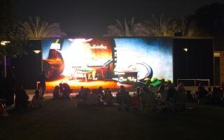 الصورة: «سينما الحديقة» تعود للعائلات في أبوظبي.. تعرّف إلى الأفلام