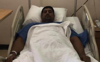 نجاح العملية الجراحية للاعب عبد الله الشراري
