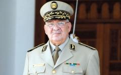 الصورة: قايد صالح: مؤامرة تحاك في الخفاء ضد الجزائر