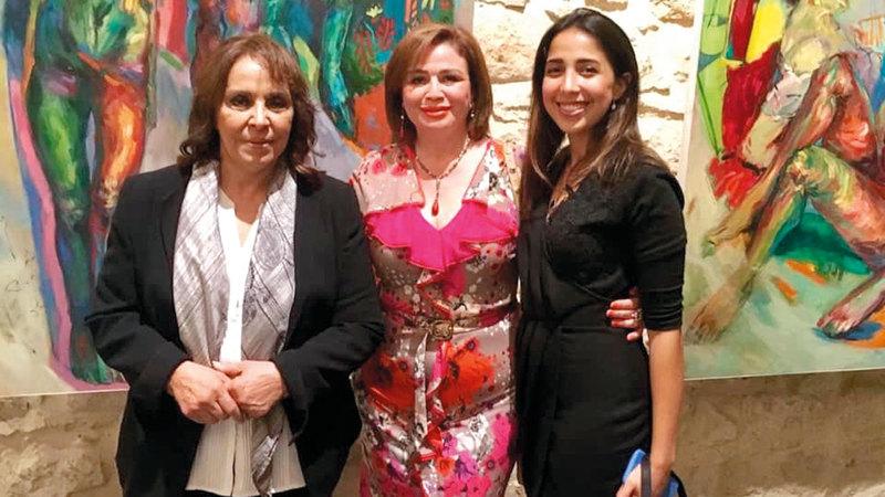 الحملة على شاهين جاءت لتكرار زيارتها لسورية.  أرشيفية