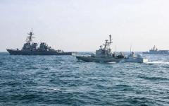 الصورة: الإمارات تنضم إلى التحالف الدولي لأمن الملاحة وسلامة الممرات البحرية