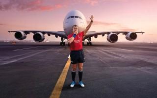 الصورة: كأس العالم للرجبي تنطلق في اليابان برعاية «طيران الإمارات»