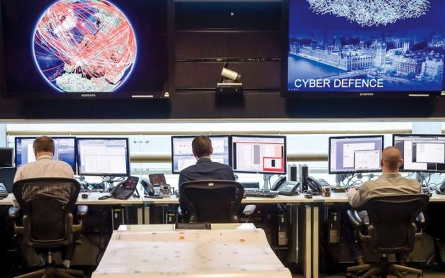 الصورة: الولايات المتحدة تستعد للحرب الرقمية ضد روسيا والصين