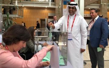 الصورة: الإمارات عضواً في مجلس إدارة المنظمة الدولية للتقييس«أيزو»