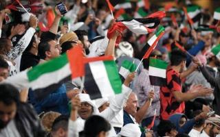 الصورة: مباراة المنتخب وإندونيسيا تقام بحضور الجمهور