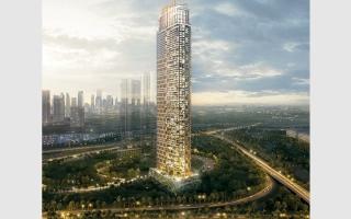 الصورة: «إس إل إس».. برج من 946 وحدة سكنية وفندقية