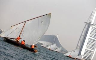 الصورة: أولى جولات «الشراعية 22 قدماً» تنطلق الجمعة في دبي