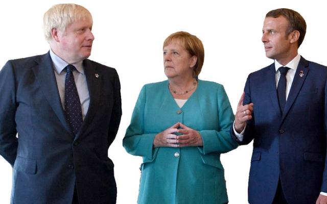 الصورة: فرنسا وألمانيا تضغطان لصالح خروج ملائم لبريطانيا من الاتحاد الأوروبي