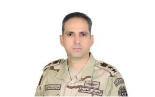 الصورة: الجيش المصري: المتحدث العسكري هو المصدر الوحيد للمعلومات