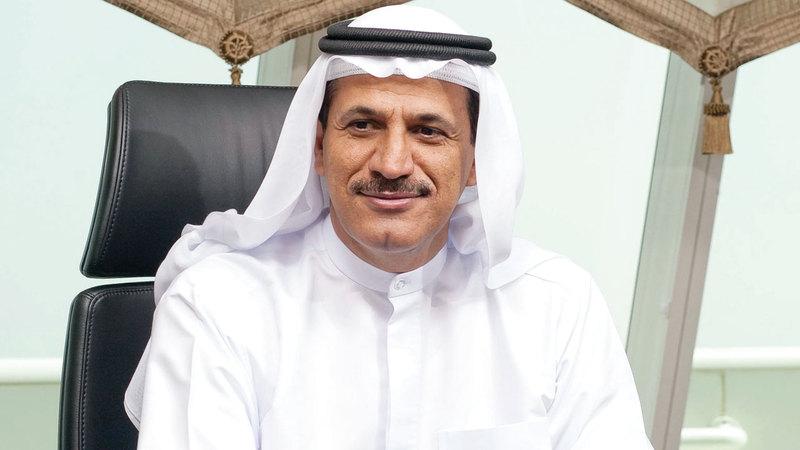 سلطان بن سعيد المنصوري: «التعاون الإماراتي السعودي يمثل أحد أنجح أوجه العمل المشترك على الصعيدين الخليجي والعربي».