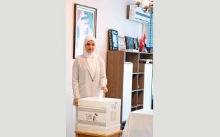 الصورة: انتهاء «التصويت بالخـارج».. و«اللجنة الوطنية»: لا شكاوى